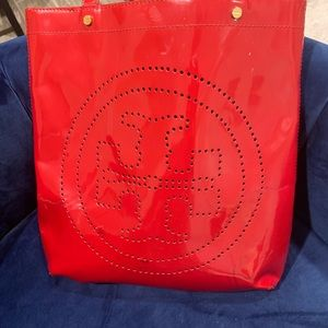 Tory Burch Red Shoulder bag